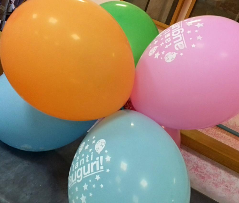 Auguri Gilda Festa Di Compleanno Per Un Ospite Del Centro Diurno